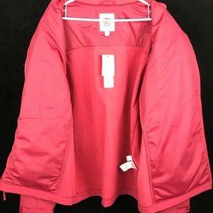 NFL Jackets & Coats - NWT NFL Arizona Cardinals Full Zipper Windbreaker